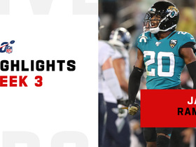 Watch: Best Jalen Ramsey plays | Week 3