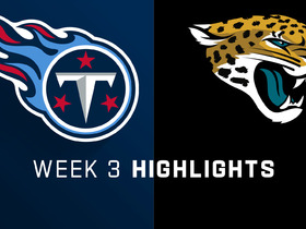 Watch: Titans vs. Jaguars highlights | Week 3