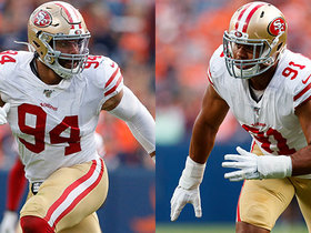 Watch: Wyche: Two defenders who've emerged for 49ers in 2019