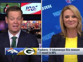 Watch: Dales: Top Packers storylines entering Week 3 vs. Broncos