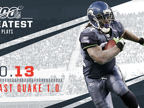Watch: 'NFL 100 Greatest' No. 13: Beast Quake 1.0