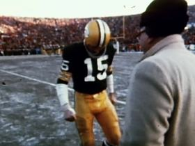 Watch: 'NFL 100 Greatest' No. 8: Bart Starr's sneak puts 'Ice Bowl' on ice