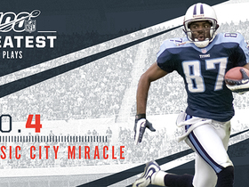 Watch: 'NFL 100 Greatest' No. 4: The Music City Miracle
