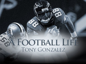 Watch: 'A Football Life': How Tony Gonzalez landed in Atlanta