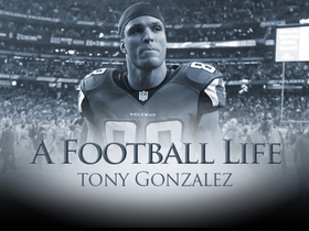 Watch: 'A Football Life': Why Tony G changed his mind about retirement