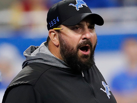 Watch: Is the Lions locker room buying into Matt Patricia's system?
