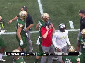 Watch: Tyler Johnston III throws DIME TD pass to Kendall Parham