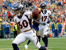 Watch: Phillip Lindsay drives in for first TD of season