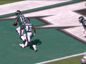 Watch: Can't-Miss Play: Agholor puts Lions in spin cycle on insane TD catch and run