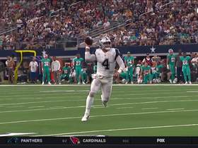 Watch: Can't-Miss Play: Dak bursts free for first rushing TD of 2019