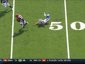 Watch: Darius Phillips answers Bills with INT on consecutive drives