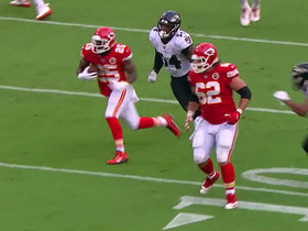 Watch: McCoy weaves through Ravens' D for second TD