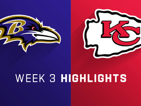 Watch: Ravens vs. Chiefs highlights | Week 3