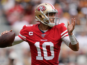Watch: Can't-Miss Play: Jimmy G threads needle with late game-winning TD pass to Pettis
