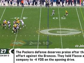 Watch: What We Learned: Broncos vs. Packers | Week 3