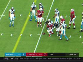 Watch: Donte Jackson's best defensive plays | Week 3