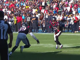 Watch: Texans' D denies Rivers' fourth-down pass to seal win