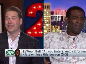 Watch: Deion on Jets: 2019 season is a 'wrap'