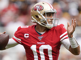 Watch: Silver: Two reasons why 49ers believe they can win with Jimmy G