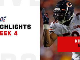 Watch: Khalil Mack's best plays on 'MNF' | Week 3