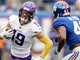 Watch: Thielen's 44-yard catch and run puts him over 100 yards in the first half