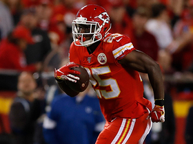 Watch: 'Peanut Punch' makes Chiefs crack on LeSean McCoy fumble