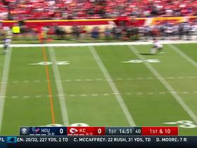 Watch: Every Patrick Mahomes throw vs. Texans | Week 6