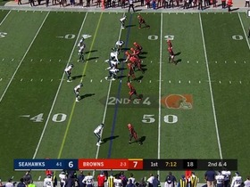 Watch: Every Odell Beckham Jr. target vs. Seahawks | Week 6