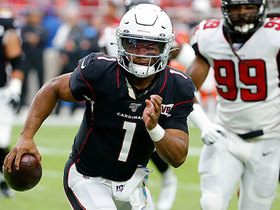 Watch: Can't-Miss Play: Kyler Murray dials launch codes to Damiere Byrd for 58 YARDS
