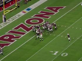 Watch: David Johnson burrows into the end zone for TD