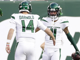 Watch: Can't-Miss Play: Darnold launches career long 92-YARD TD to Anderson