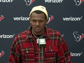 Watch: Deshaun Watson details how Texans diagnosed Chiefs' D with pre-snap indicators