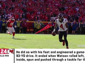 Watch: What We Learned: Texans vs. Chiefs | Week 6