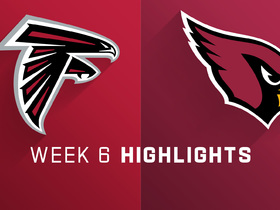 Watch: Falcons vs. Cardinals highlights | Week 6