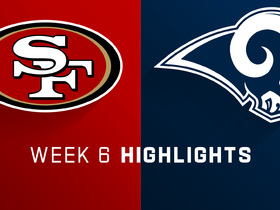 Watch: 49ers vs. Rams highlights | Week 6