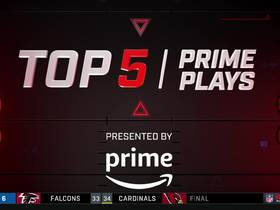 Watch: Top Five Prime Plays | Week 6