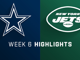 Watch: Cowboys vs. Jets highlights | Week 6