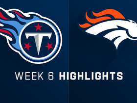 Watch: Titans vs. Broncos highlights | Week 6