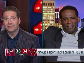 Watch: Deion: Coaching changes are coming soon in Atlanta