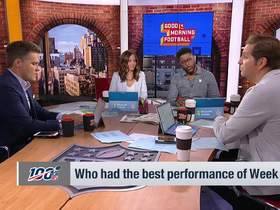 Watch: Who had the best performance in Week 6?