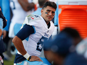 Watch: Rapoport: Mariota's future with the Titans is 'very much in doubt'