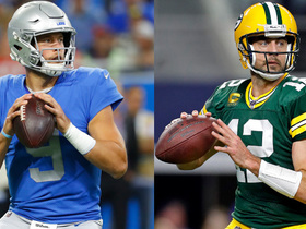 Watch: 'GMFB' crew previews Lions-Packers in Week 6