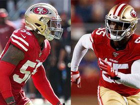 Watch: Baldinger: 49ers' defensive investments paying dividends