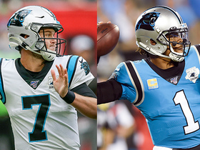 Watch: Eisen: Todd Bowles thinks Kyle Allen presents more of a challenge than Cam Newton