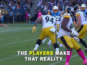 Watch: Ruiz: Steelers may have had season-defining win vs. Chargers