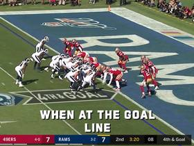 Watch: Wyche: How 49ers defense held Rams to 157 total yards