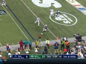 Watch: Cowboys' penalty nullifies would-be Witten TD