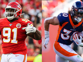 Watch: Schrager: 'I'm not so sure' Chiefs beat Broncos on 'TNF'