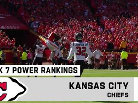 Watch: Power Rankings | Week 7