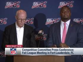 Watch: Troy Vincent: I plan to talk to Martha Ford, Bob Quinn on Lions' 'MNF' penalties